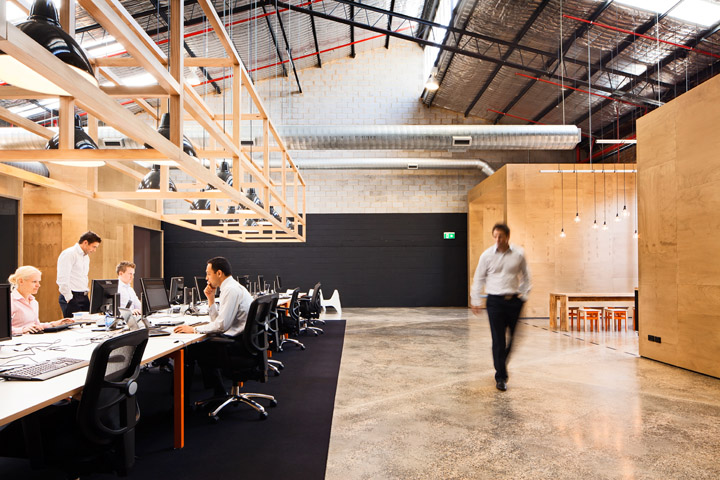 Unit B4 office by Make Creative Sydney Unit B4 office by Make Creative, Sydney