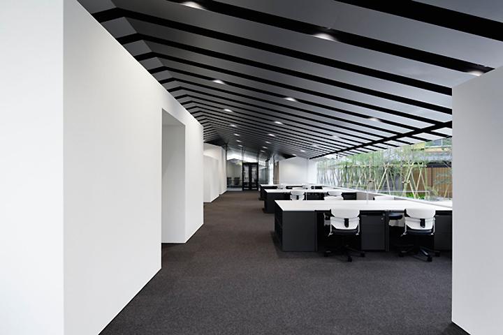 Oficina Decoracion Moderna ~ AQUA PLANNET Headquaters by SUGAWARADAISUKE, Matsusaka ? Japan