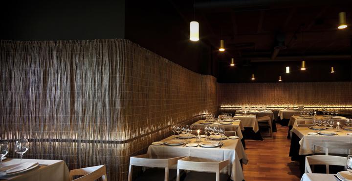 Al punto restaurant by estudio madrid retail design blog - Restaurante al punt ...