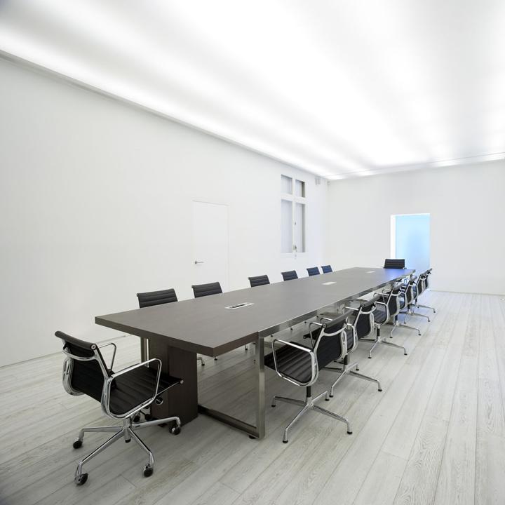 Arena media office by cuac arquitectura madrid retail - Cuac arquitectura ...