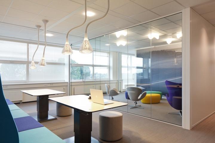 Athlon Flex Center Offices Schiphol Rijk Netherlands
