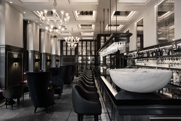 Classic luxury hotel retail design blog for Design hotel kopenhagen