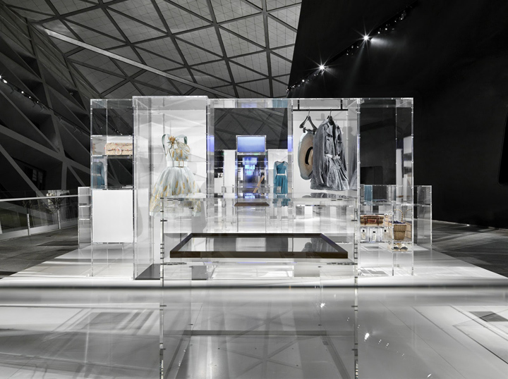 Exhibition Booth Pdf : Culture chanel the exhibition guangzhou china