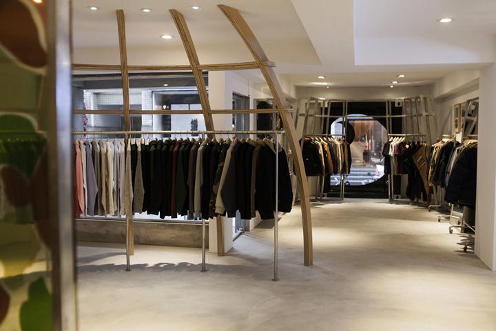 Carhartt WIP store, Taipei » Retail Design Blog