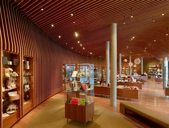 187 Crystal Bridges Museum Store By Marlon Blackwell
