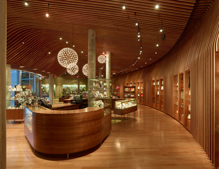 187 Crystal Bridges Museum Store By Marlon Blackwell