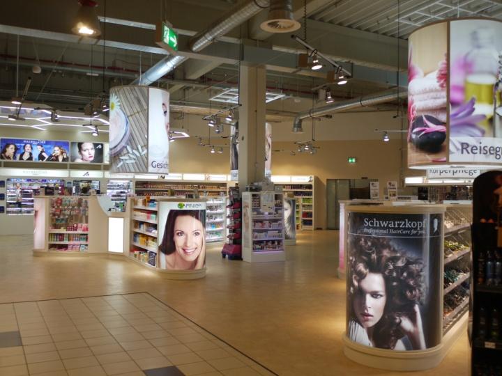 Edeka supermarket Dusseldorf 08 Edeka supermarket, Düsseldorf   Germany