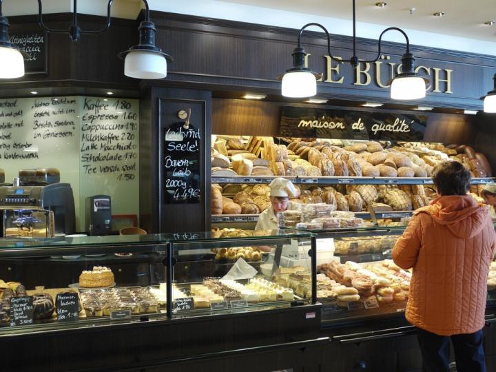 Edeka supermarket Dusseldorf 10 Edeka supermarket, Düsseldorf   Germany