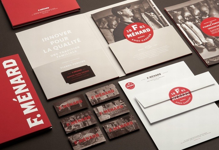 F Menard identity by lg2 boutique F. MÉNARD identity by lg2 boutique