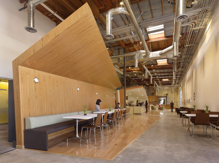 Google office by hlw venice california retail design blog for Best office design in the world