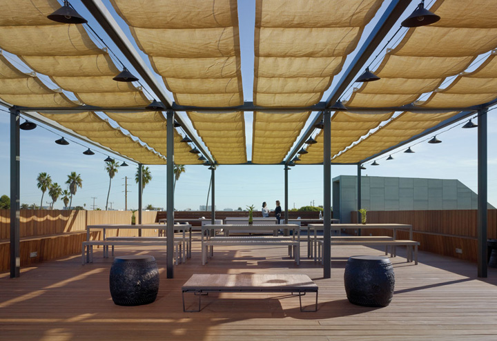 google office pictures california. » Google Office By HLW, Venice \u2013 California Pictures C