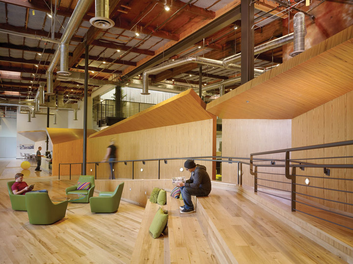 187 Google Office By Hlw Venice California