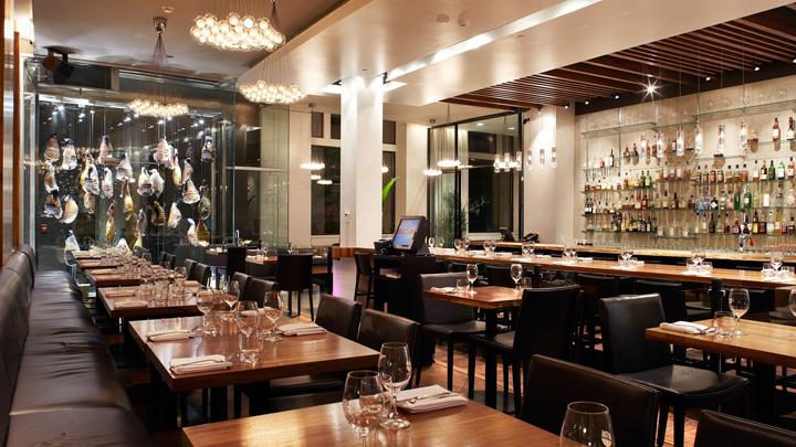 Hambar restaurant by gha design montreal retail
