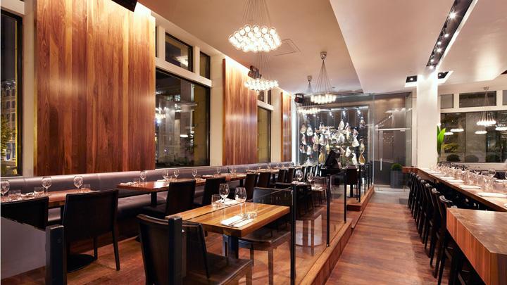 Hambar Restaurant By GHA Design Montreal Retail Blog