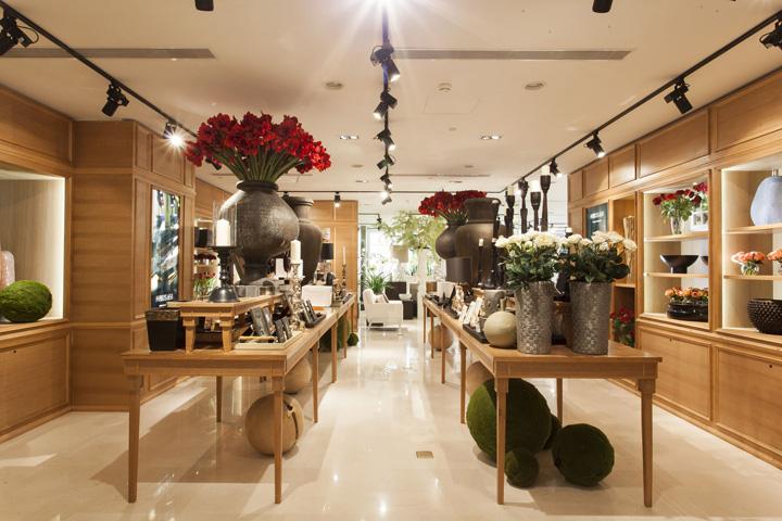 Haus 658 flagship store by malherbe design shanghai for Haus interior design