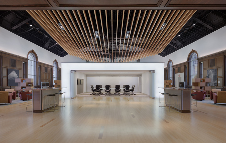 187 Henry Ford Health System By Smithgroupjjr Michigan Usa