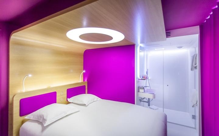Fabuleux Hotel O by Ora-Ïto, Paris » Retail Design Blog QJ29