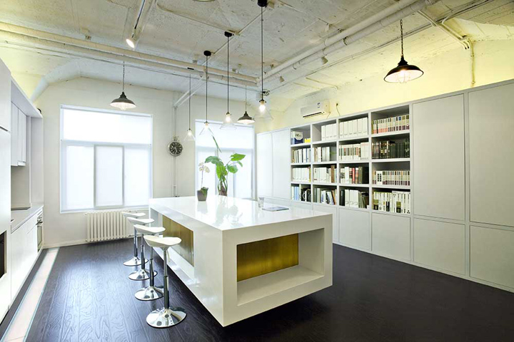 New Image Office Design Ix Atelier's Office  Beijing » Retail Design Blog