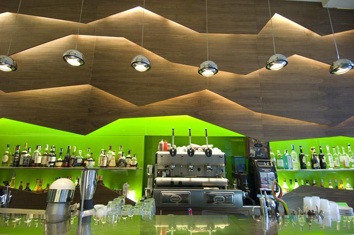Line Restaurant Caf 232 By G Studio Salerno Italy