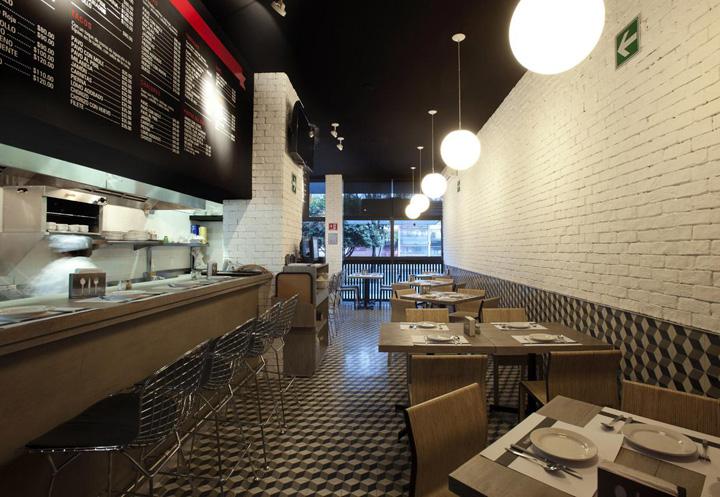 La favorita restaurant by arco arquitectura contempor nea for Arquitectura contemporanea