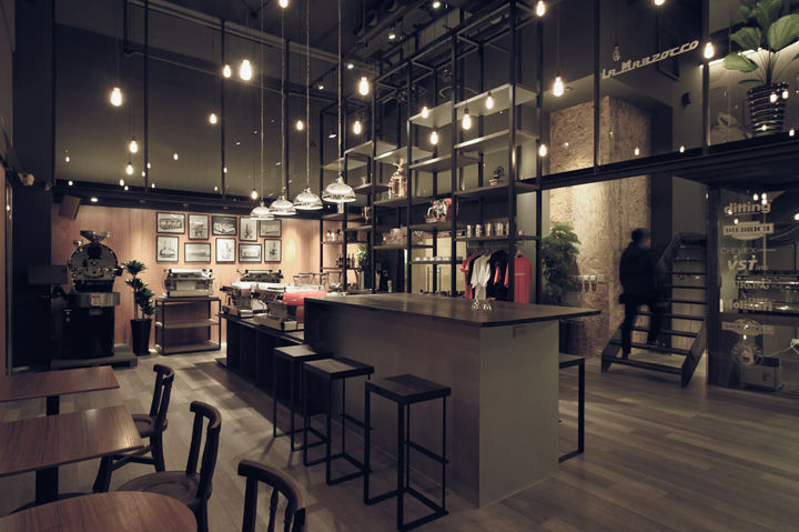 187 La Marzocco Flagship Store By Plan Taipei