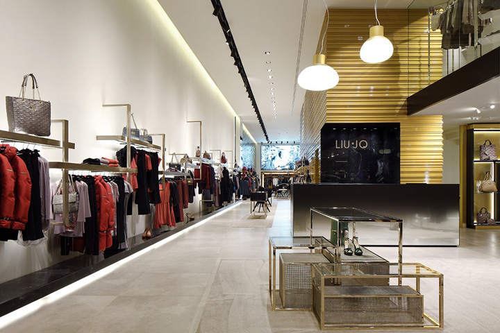 jo grand boutique by christopher g ward milan retail design blog