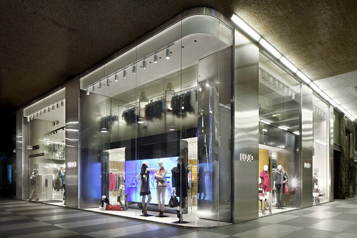 Liu Jo Grand Boutique By Christopher G Ward Milan
