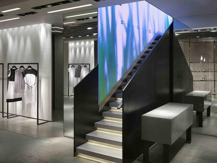 Max Mara flagship store Duccio Grassi Architects Hong Kong 07 Max Mara flagship store by Duccio Grassi Architects, Hong Kong