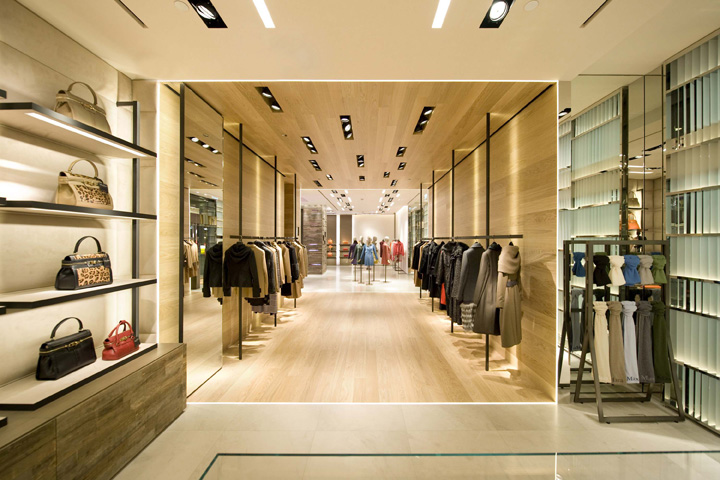 187 Max Mara Flagship Store By Duccio Grassi Architects