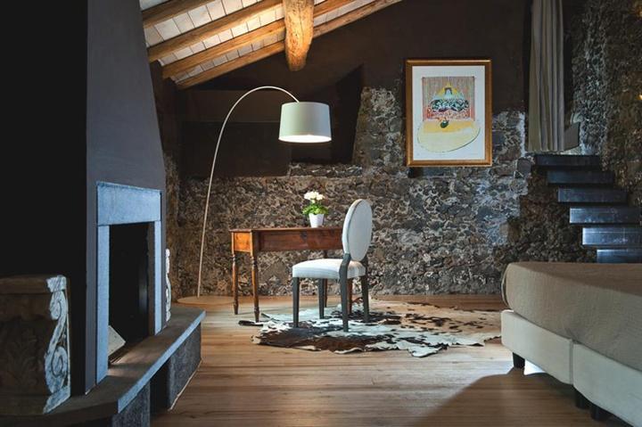 Monaci delle terre nere boutique hotel sicily italy for Design hotel sicilia