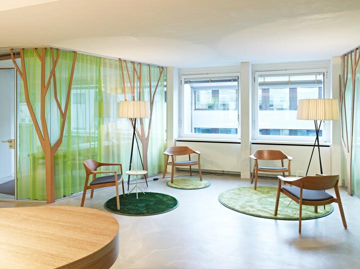My Money Park office by OOS, Zurich- Switzerland » Retail Design Blog