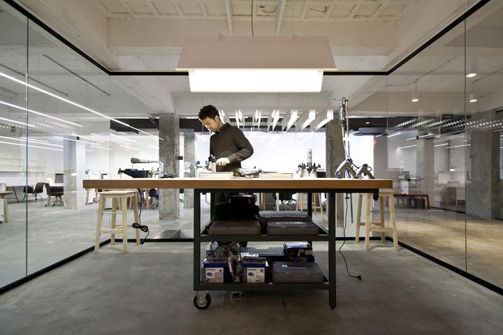 Nova iskra design incubator by studio petokraka belgrade for Chair design workshop