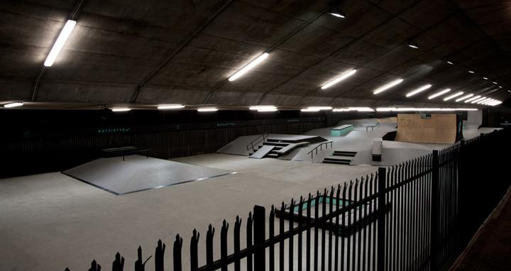 187 Nike At Baysixty6 Skate Park By Brinkworth London