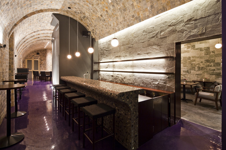 Pizza Ps Expansion Project By Beach Ho Chi Minh City Vietnam - Pizzeria designs