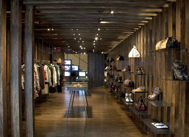 187 Proenza Schouler Flagship Store By Adjaye Associates