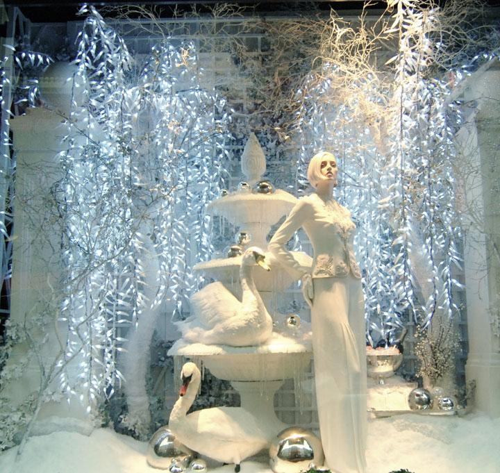 Ralph Lauren Christmas Windows London Retail Design Blog
