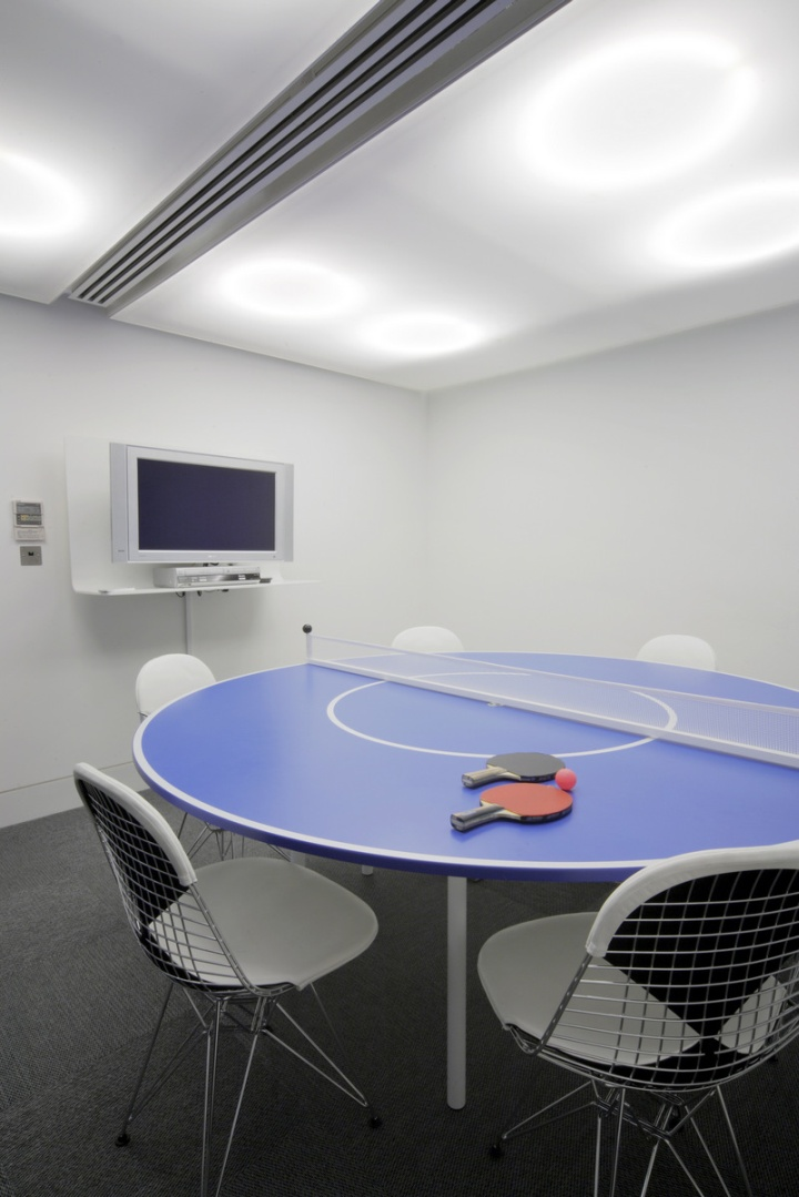 Red bull hq by jump studios london retail design blog for Office design video conferencing