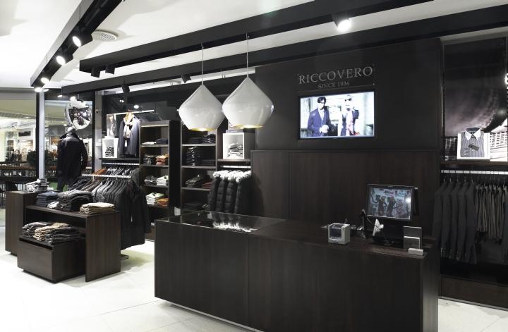 fashion store by scenario interior architects oslo retail design