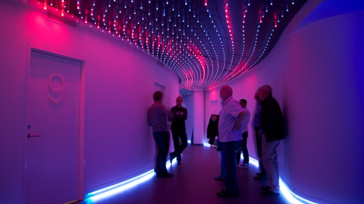 lighting design ceiling ambient lighting