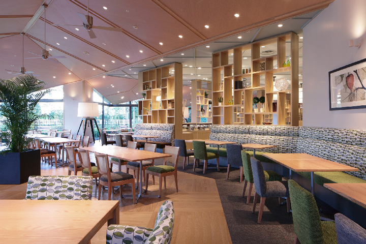Serina Buffet Restaurant By Fan Design Label Narita