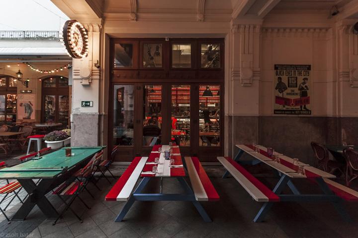 Spiler Bistro Pub Budapest 187 Retail Design Blog