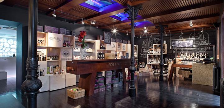 stefano s fine food factory retail design blog. Black Bedroom Furniture Sets. Home Design Ideas