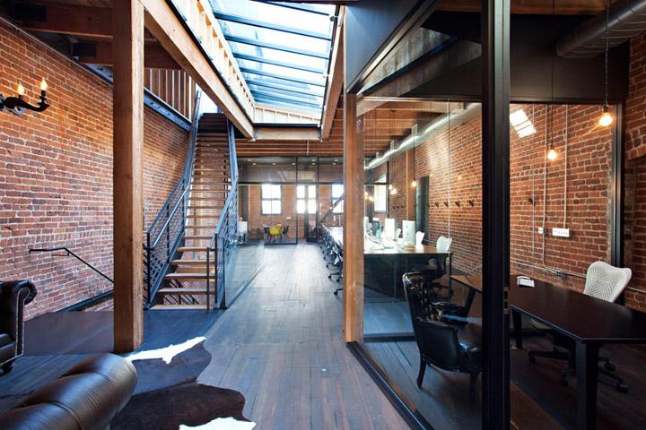 Glass wall retail design blog for Office design san francisco