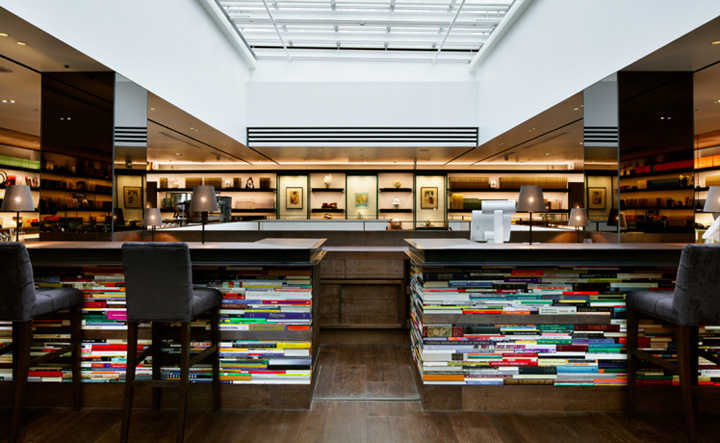 BOOKSTORES T Site Bookstore By Klein Dytham Architecture
