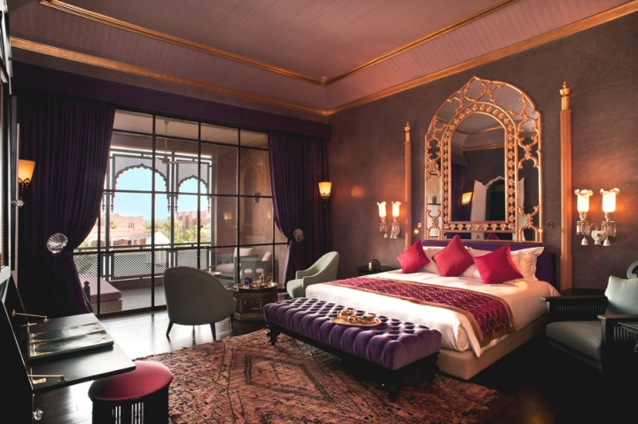 taj palace hotel marrakech morocco retail design blog