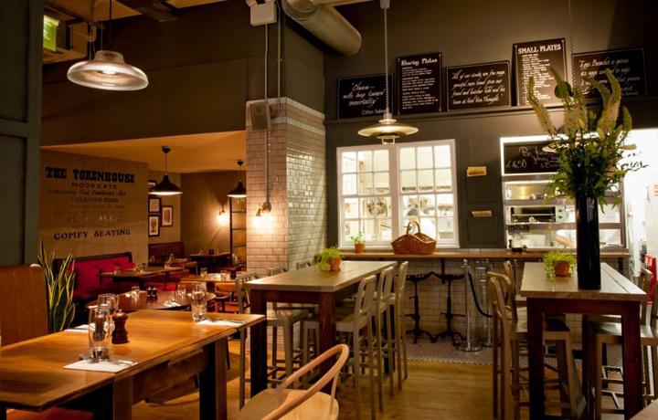 Restaurant and bar design joy studio design gallery for Small cafe bar design