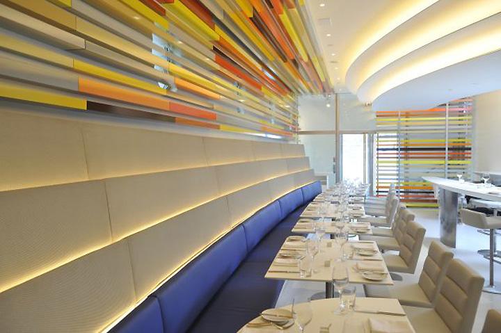 The wright restaurant by andre kikoski new york retail