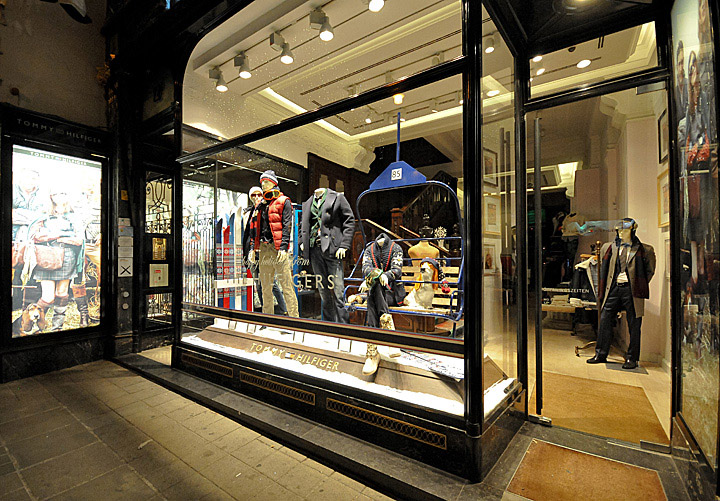 Tommy Hilfiger 187 Retail Design Blog
