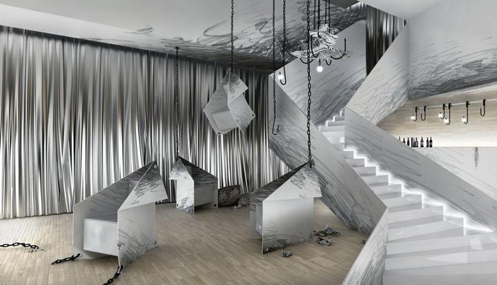 Ubojnia Interior By Wamhouse Retail Design Blog