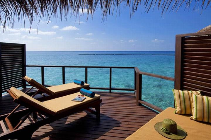 Maldivas velassaru hoteles isla en el paraiso espacio for Islas maldivas hoteles en el agua